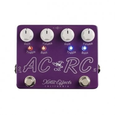 AC/RC Oz Noy Limited Edition Boost/Overdrive Pedal