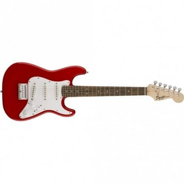 Squier Mini Strat V2 (Torino Red)