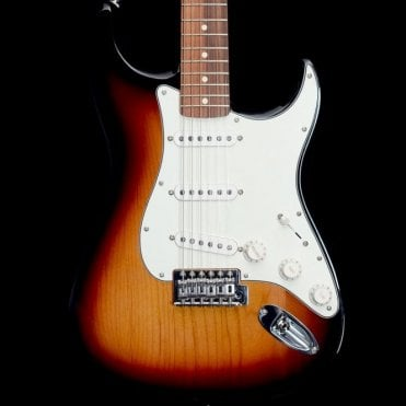 Standard Stratocaster with Pau Ferro Fingerboard, Brown Sunburst