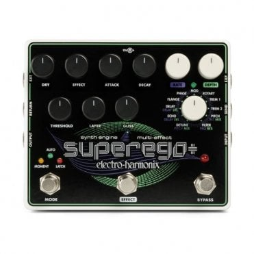 Superego Plus Synth Engine / Multi Effect