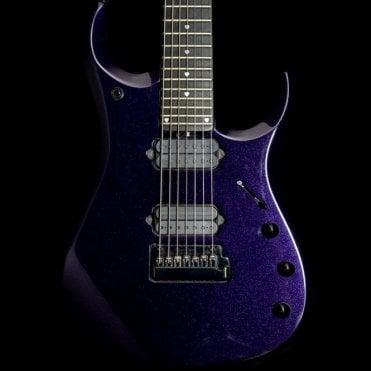 JPX-7 John Petrucci Signature 7-String Electric Guitar w/ Piezo, Barolo