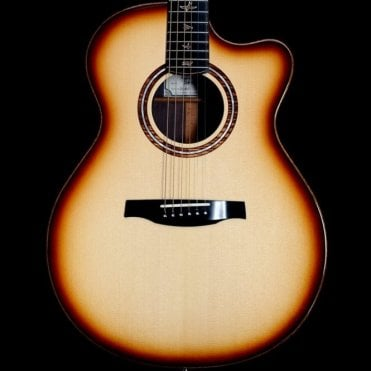 #5641 Angelus Cutaway Electro-Acoustic Guitar, Madagascan Rosewood