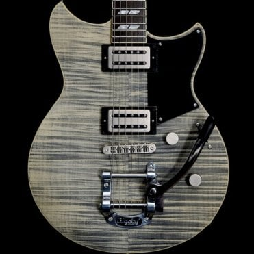 Revstar RS720B 2016 Electric Guitar, Ash Grey Flame Maple Top, Pre-Owned