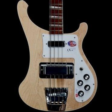 4003 Electric Bass Guitar, Mapleglo - #1711755