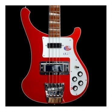 4003 Electric Bass Guitar, Ruby - 2017 Model #1728767