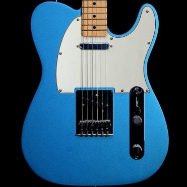 Standard Telecaster Electric Guitar,Maple Neck, Lake Placid Blue Finish