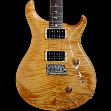 PRS 1987 Custom 24 Electric Guitar, Vintage Yellow #73206