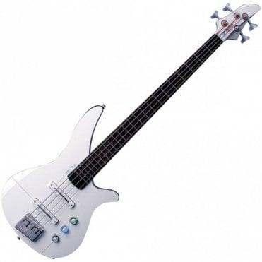 RBX4A2 Bass Guitar - White (Ex Display)