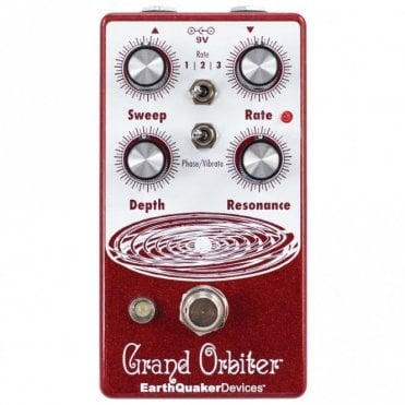 Grand Orbiter V3 Phaser and Vibrato Pedal