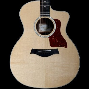 214ce-CF DLX Acoustic Guitar, Copafera back and Sides