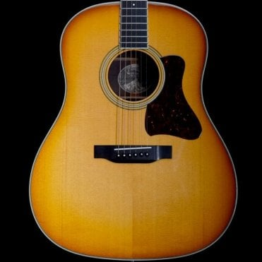CJ-SB Super Jumbo Acoustic Guitar In Sunburst, Pre-Owned