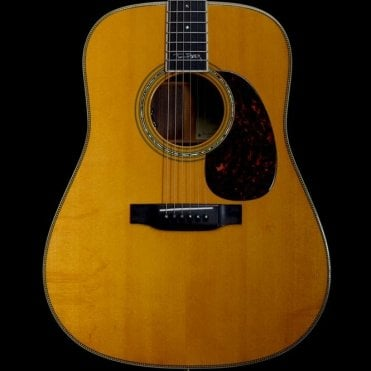 HD40 Tom Petty Limited Edition Acoustic Guitar, Pre-Owned