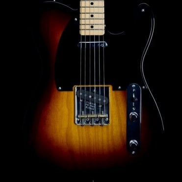 '52 Telecaster NOS Electric Guitar in 2-Tone Sunburst, 2016 Model