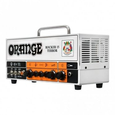 Rocker 15 Terror Guitar Amplifier Head (Tatty Box)