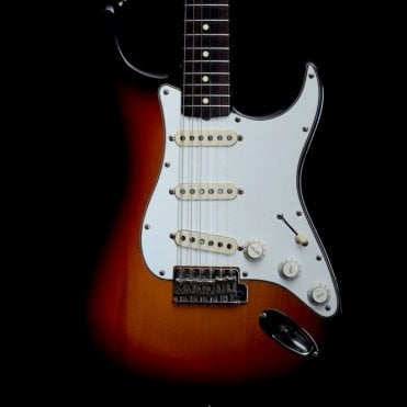 1983 Japanese JV Squier by Fender Stratocaster,
