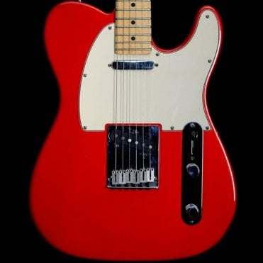 2003 American Standard Telecaster, Candy Apple Red, Pre-Owned