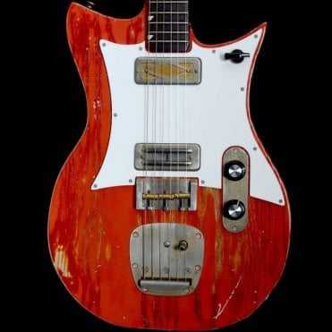 Double Standard, Swamp Ash in Red Rebel