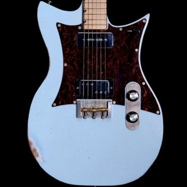 Double Standard, Swamp Ash in Sonic Blue
