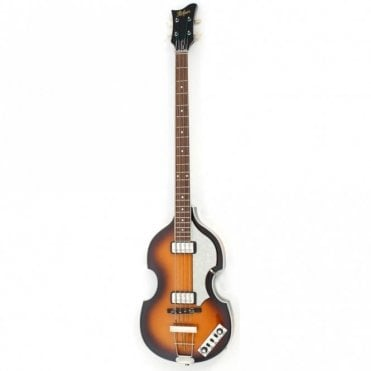 HCT-500/1 Violin Bass - Sunburst