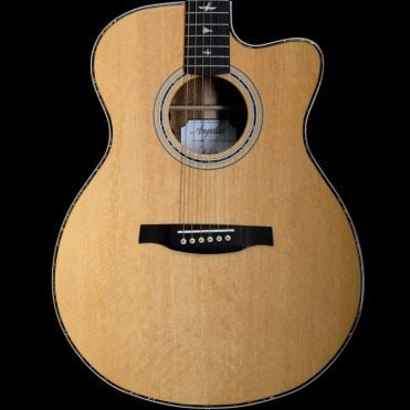2018 Angelus Cutaway A40e Acoustic Guitar, Ovangkol Back and Sides