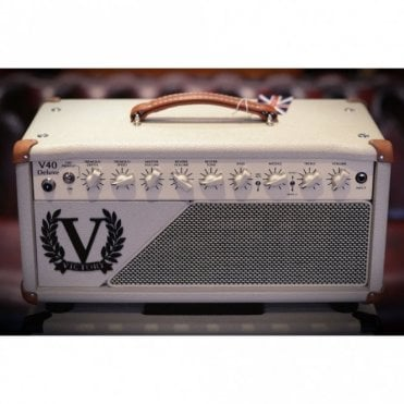 V40 The Duchess Deluxe Amp Head with Bias Tremolo and Reverb