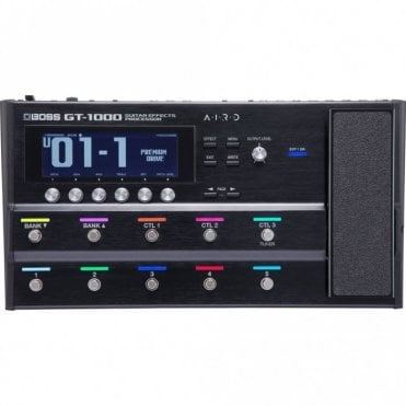 GT-1000 Guitar Effects Processor