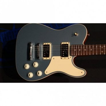 Limited Edition Parallel Universe Troublemaker Telecaster, Ice Blue Metallic