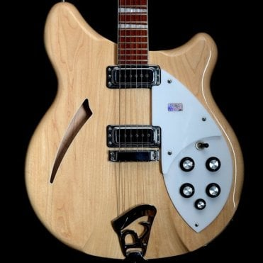 2011 360/6 Mapleglo Electric Guitar, Pre-Owned