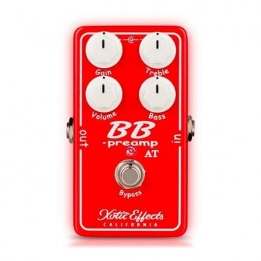 Limited Edition Andy Timmons BB Preamp Pedal