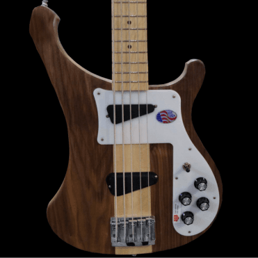 4003s5 Five String Electric Bass Guitar in Walnut, Pre-Order
