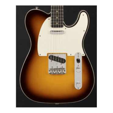 2018 Model 1959 Vintage Custom Telecaster, Chocolate 3-Colour Sunburst