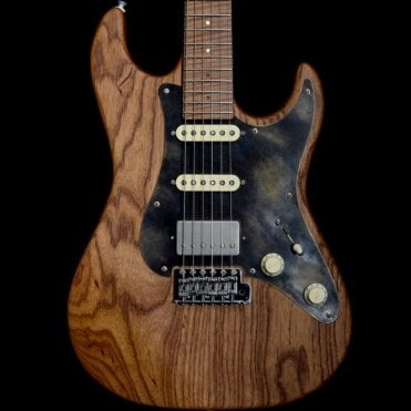 96 Roasted Swamp Ash Electric Guitar with Patinated Pickguard, #14398