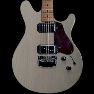 Valentine Electric Guitar in Trans Buttermilk w/Tortoiseshell Pickguard, Pre-Owned