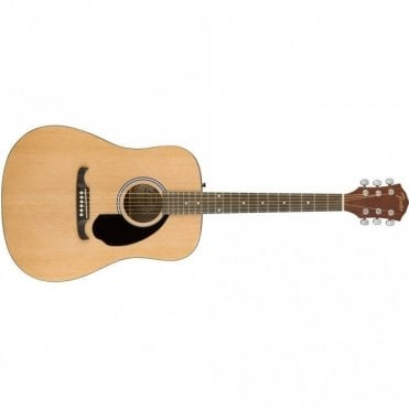 FA-125 Dreadnought Acoustic Guitar, Natural
