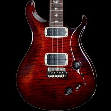408 Electric Guitar, Fire Red #248736