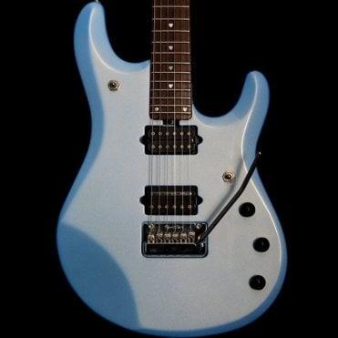JP6 John Petrucci Signature Sky Blue Electric Guitar w/ Piezo & Matching Headstock, Pre Owned