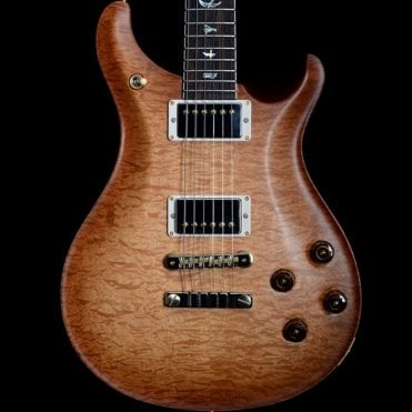 McCarty 594 Satin Exotic, Burl Maple, #250059