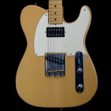 Squier By Fender 1983 JV Series Electric Guitar, Butterscotch