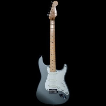 Eric Clapton Stratocaster, Pewter with Maple Fingerboard, Pre Owned