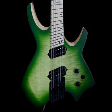 Goliath Multiscale 6 Headless Electric Guitar, Moore Edition