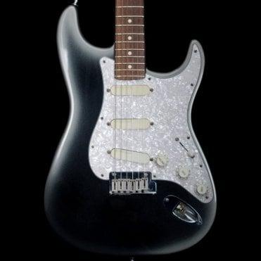 1995 Stratocaster Plus Electric Guitar, Maple Neck, Silverburst Finish