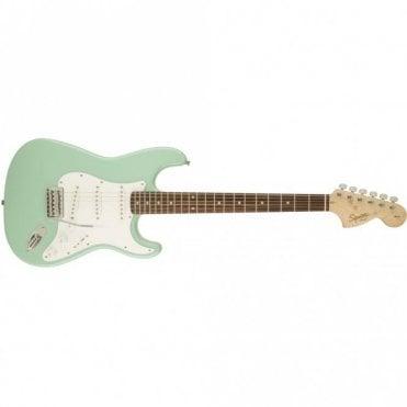 Squier Affinity Series Stratocaster w/ LRL Fretboard (Surf Green)