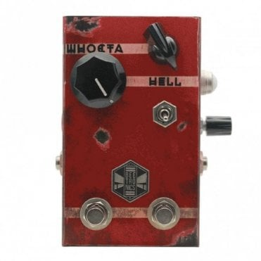 Whoctahell Low Octave Fuzz Pedal