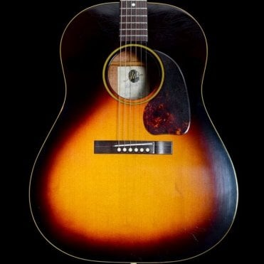 Atkin Guitars The Forty-Three | 43 Relic Acoustic Guitar, Tobacco Sunburst