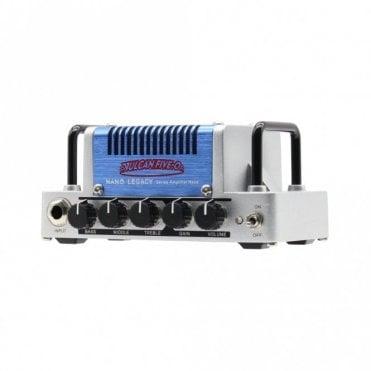 Vulcan Five-O, 5w Mini Amplifier (Nano Legacy Series)