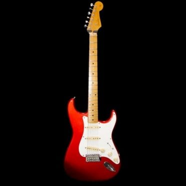 Preowned Japanese 1987 Cherry Red Stratocaster (Aintree Store)
