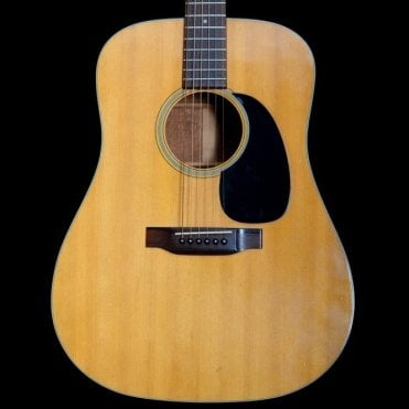 1971 D18 Dreadnought Acoustic Guitar #280258