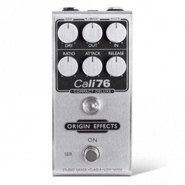 Cali76 Compact Deluxe Compressor Pedal