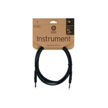 D'Addario Planet Waves PW-CGT-05 5' Classic Series Instrument Cable