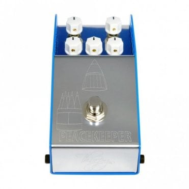The Peacekeeper Low Gain Overdrive - Guitar Drive Pedal